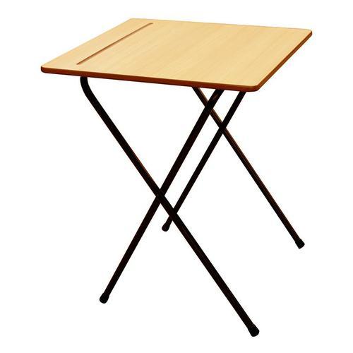 Folding Exam Desk Premium 60x60x72cm