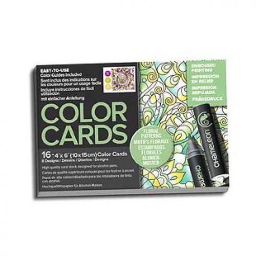Chameleon Colour Cards Nature