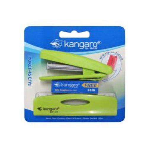 Kangaro Pocket Stapler/Punch set