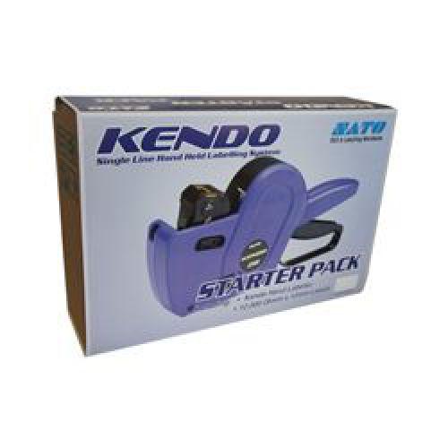 Sato Kendo 26 Hand Labeller Starter Pack