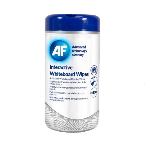 AF Whiteboard Wipes Tub of 100