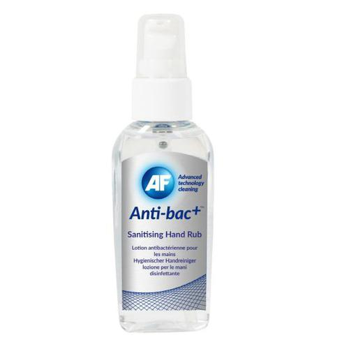 AF Anti Bac 50ml hand Gel Box12