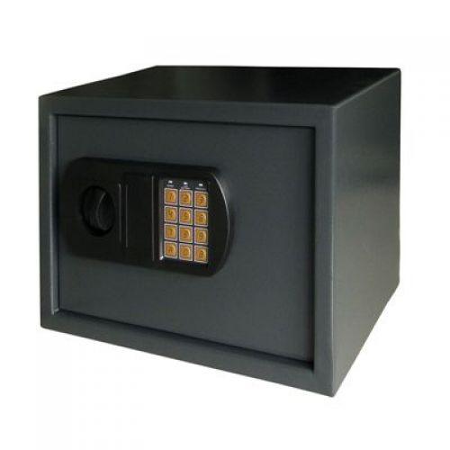 Pavo Security Safe, dark grey