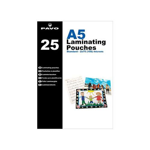 Pavo Lam Pouch A5 150 mic Pk25