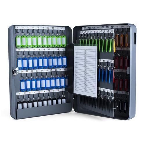Pavo Key Cabinet 140 keys Dark Grey