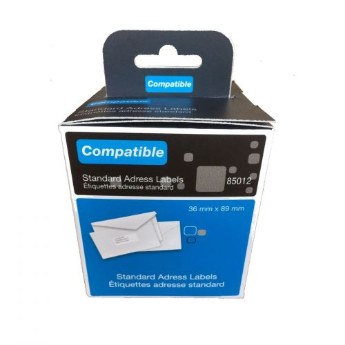 Compatible 99014 Label 54x101mm Bx2