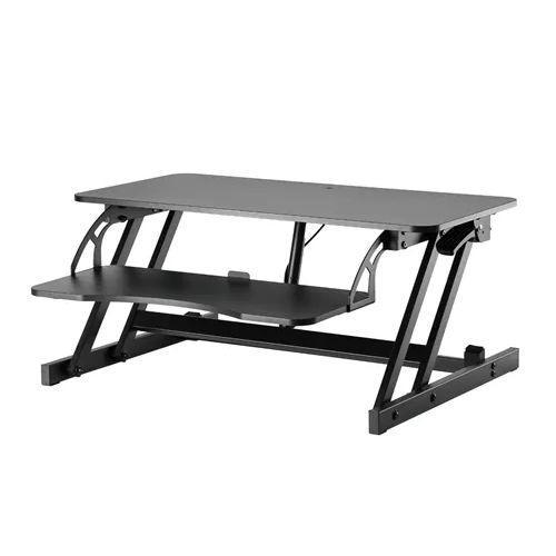 Neomounts WS300 Sit-Stand Workstation Blk