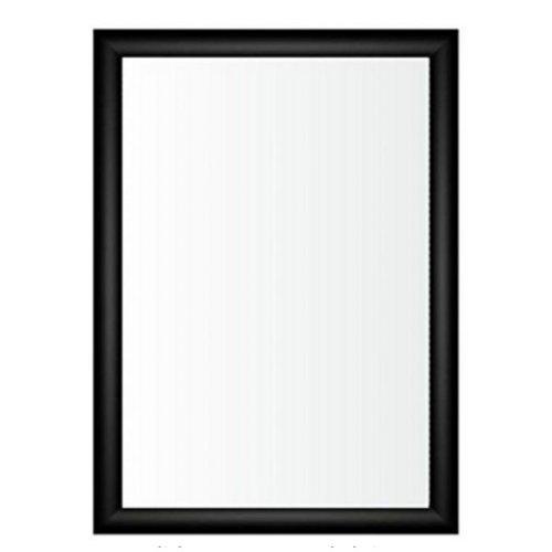 Snap Frame 25mm Au A4 Blue