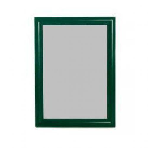 Snap Frame 25mm Au A4 Green