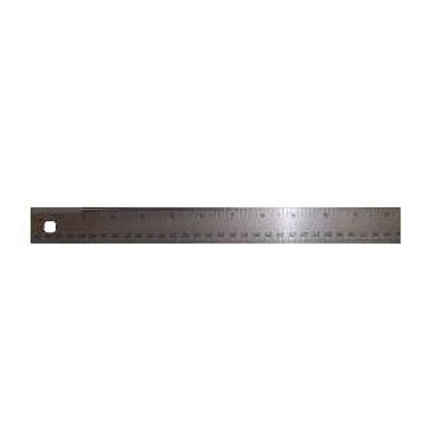 Pavo Steel Ruler 12 inch 300mm