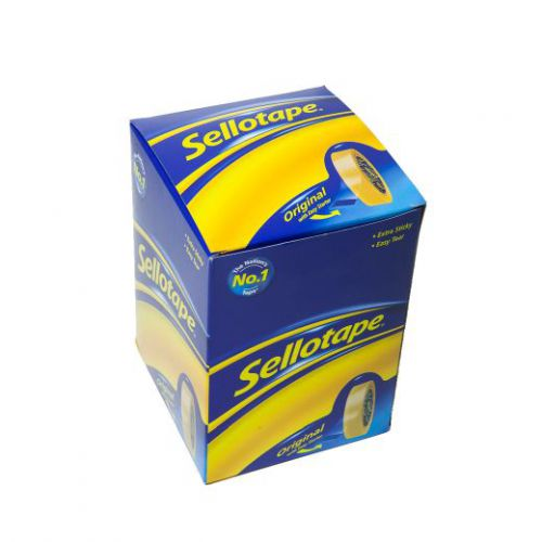 Sellotape Gold 24mm x 66m