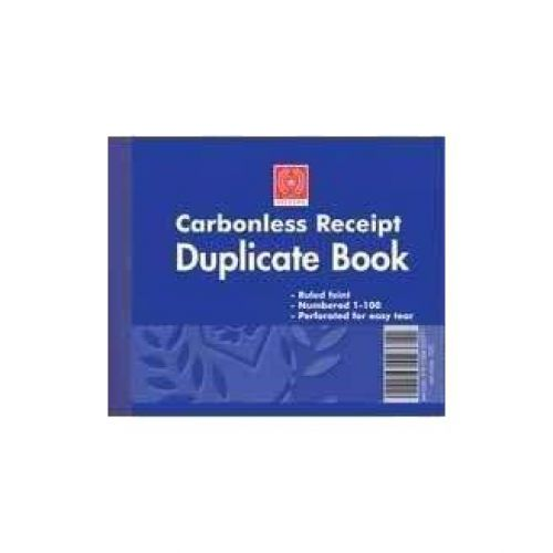 Silvine, 720 Carbonless Receipt Book 4x5