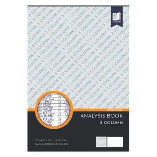 Standard Analysis Book 3 Col