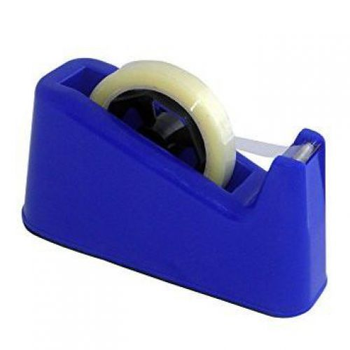 Tape Dispenser Dual Core Blue