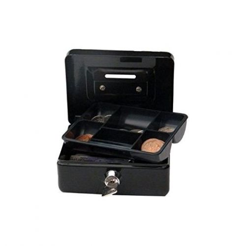 Pavo Cash Box 6 with Coin tray