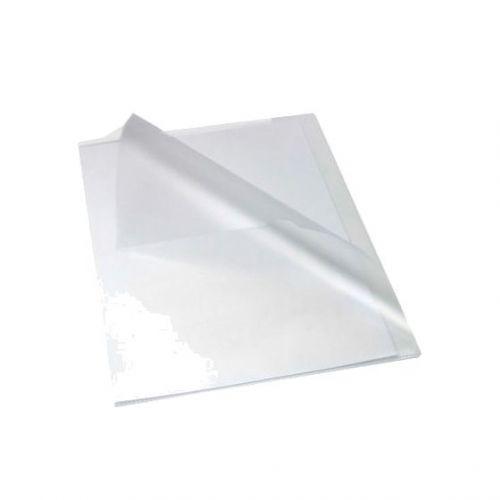 A4 Cutflush Folders Open Top  Side 90 micron Pack 100