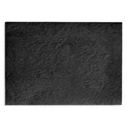 Pavo Leatherboard covers A3 270gsm black