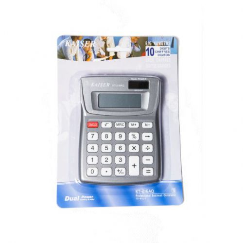 Kaiser, 216 10 Digit Semi Desk Calculator