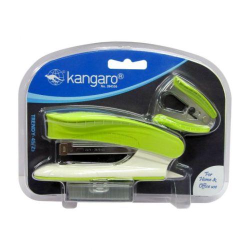 Kangaro Trendy Stapler 26/6 and remover set