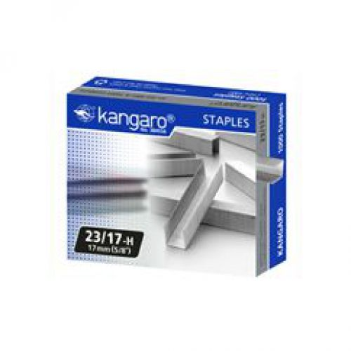 Staples Heavy Duty 23/17mm