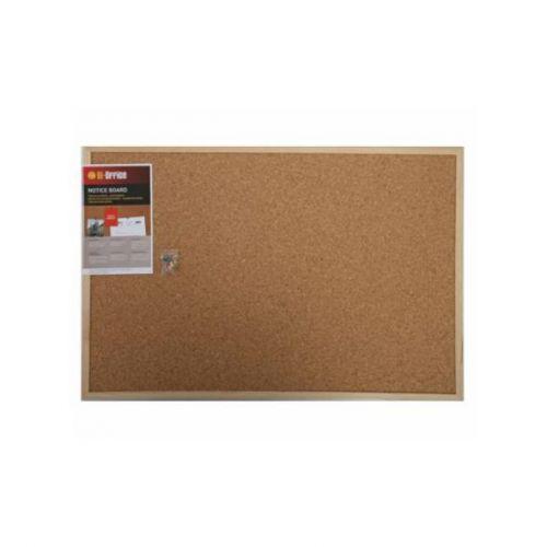Corkboard Wooden Frame 40x30cm
