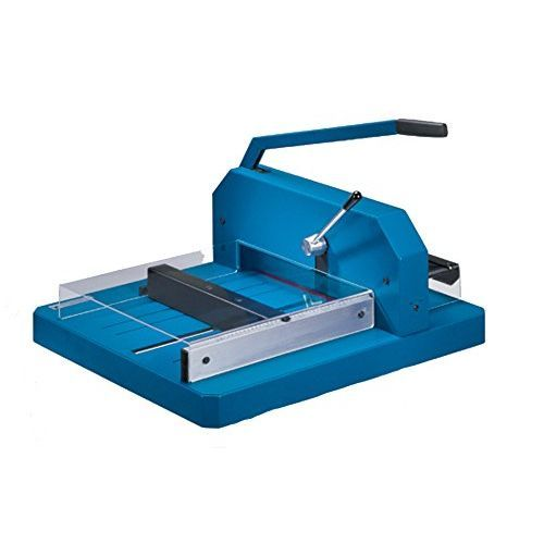 Dahle A4  Guillotine  360mm Cutting Length// 3.5mm Cutting Capacity Blue