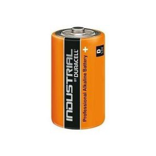 Duracell Procell Industrial Battery D Alkaline, 1.5v