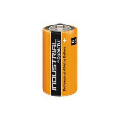Duracell Procell Industrial Battery C Alkaline, 1.5v