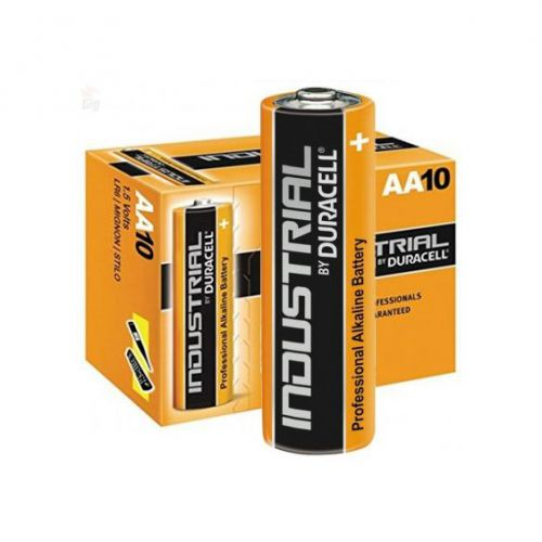 Duracell Procell Industrial Battery AA Alkaline, 1.5v