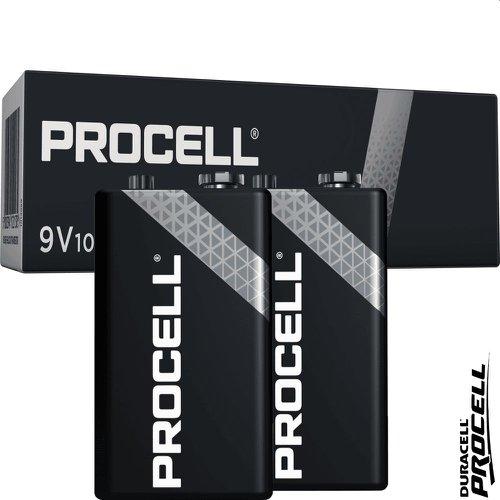 Duracell Procell Industrial Battery 9v Alkaline