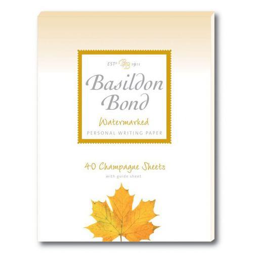 Basildon Bond Duke Pad 137x178mm Chmp 40s Pack 10