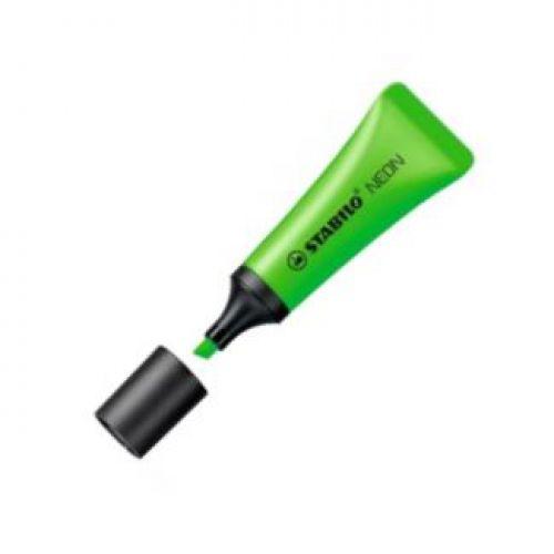 Stabilo, Neon Highlighter, green