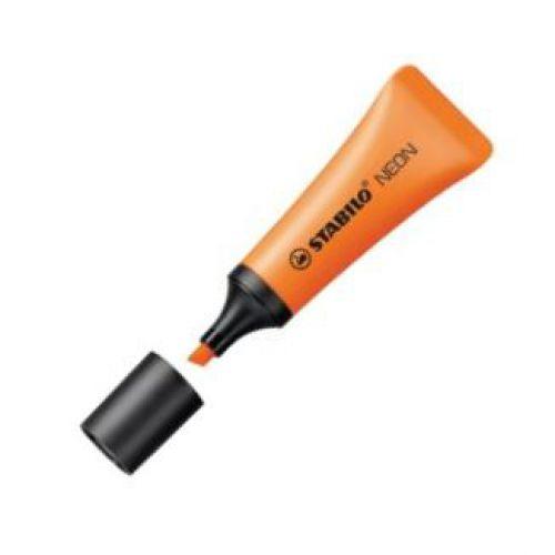 Stabilo, Neon Highlighter, orange