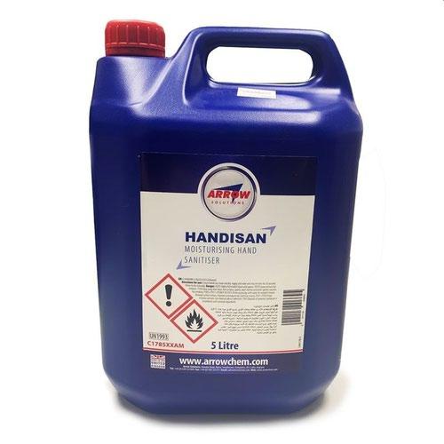 Handisan Antibacterial Hand Gel 5 Litre