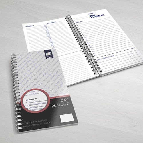 Standard Day Planner, 280x145mm
