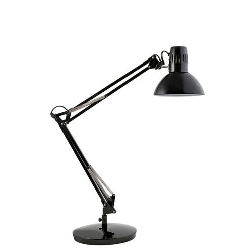 Alba Architect Desk Lamp Black