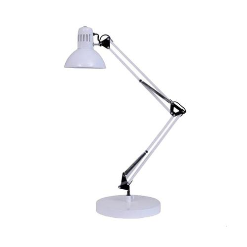 Alba Architect Desk Lamp White
