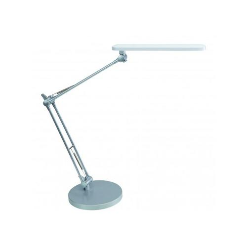 Alba Trek LED Desk Lamp White