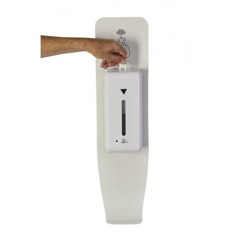 Alba Wall Dispenser Steel/ABS Auto 1 litre