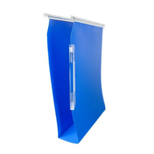 Cartesio, PP Lateral File 275mm, 50mm blue