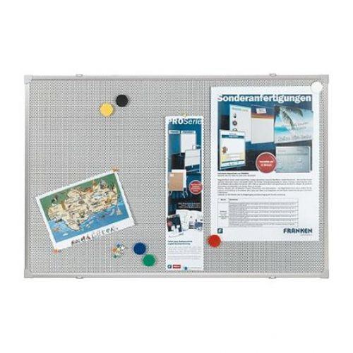 Franken Mesh Pinboard Magnetic 1200x900mm