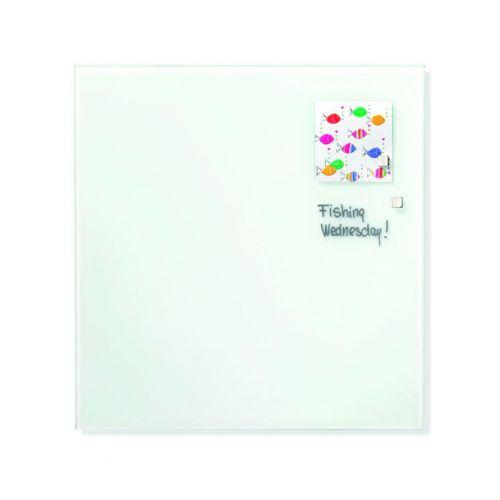 Franken Glassboard 1200x1200mm White