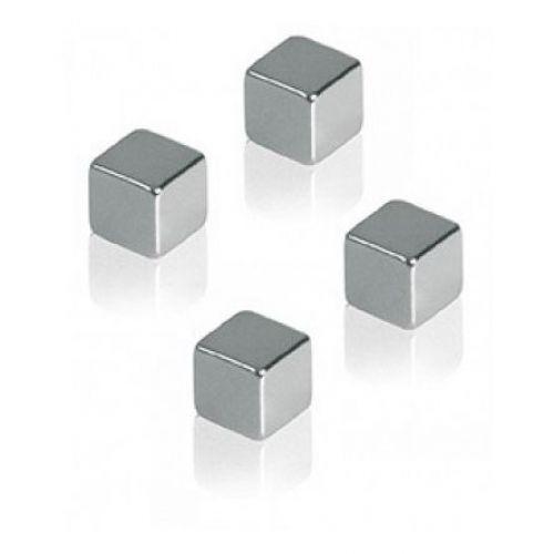 Franken Magnetic Cube Neodymium 10x10x10mm Pk4