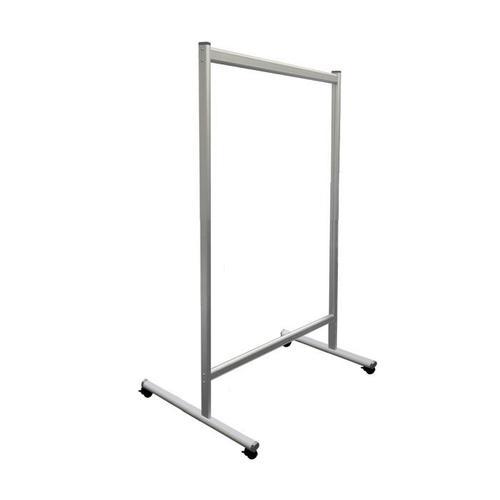 Floorstand Acrylic Glass 120x150cm