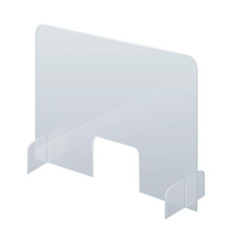 Safety Screen countertop 85x70cm