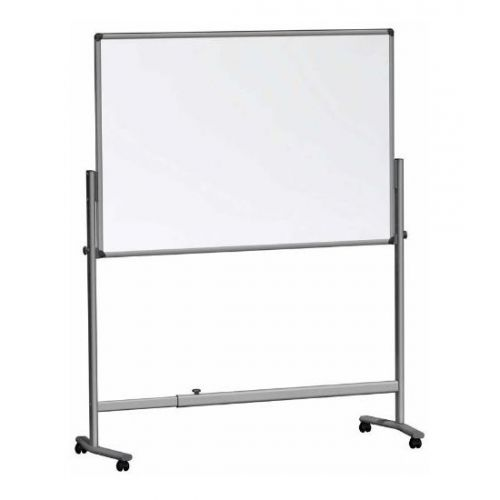 Franken Mobile Revolving Whiteboard Steel 1800x1200mm