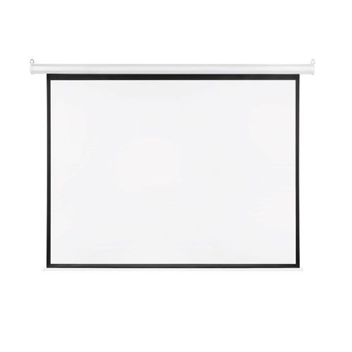 Franken Roll-Up Screen Xtra Elec 4:3 2400x1800mm