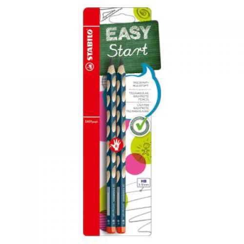 Stabilo, EASYgraph Pencil HB R/H