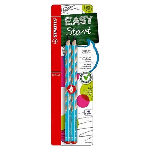 EASYgraph Pencil HB Blue R/H card 2