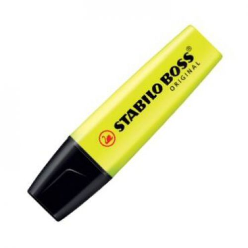 Stabilo, Boss Original Highlighter, yellow